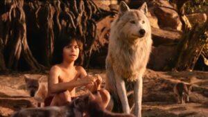 Mogli: O Menino Lobo é o filme da Sessão de Sábado de hoje (foto: Reprodução)