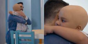 Diagnóstico de Nícolas causará espanto em Te Dou a Vida (foto: Reprodução/SBT)