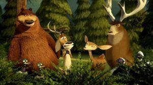 A animação O Bicho Vai Pegar será exibida pela Record no Cine Maior (foto: Reprodução)