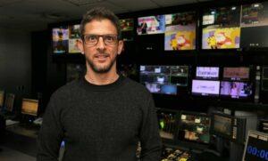 Ricardo de Barros era responsável pela direção do programa Encrenca (foto: Divulgação/RedeTV!)