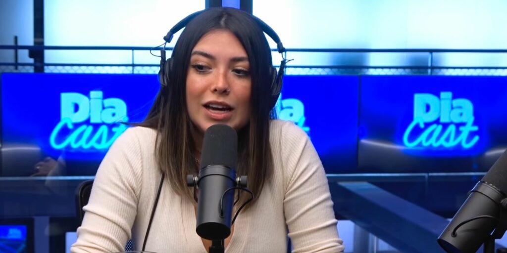 Ex-apresentadora da Globo, Thalita Meneghim revelou relação de gratidão com Felipe Neto (foto: Reprodução)