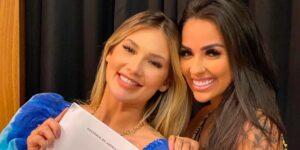 Virginia Fonseca fechou a contratação de By Pamella para sua agência (foto: Reprodução)