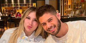 Virginia Fonseca não quis compartilhar bens da vida de solteira com Zé Felipe (foto: Reprodução)