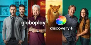Globo e Discovery vão oferecer serviços de streaming em conjunto