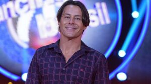 Imagem de Theo Becker na época em que participou do reality Dancing Brasil