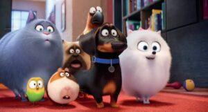 Pets - A Vida Secreta dos Bichos estará em cartaz no Cine Espetacular