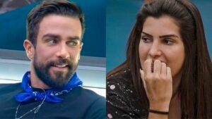 Erasmo Viana e Marina Ferrari estão em A Fazenda 13