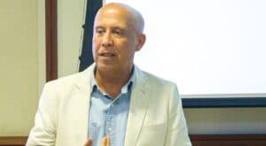 Foto do executivo Jorge Nóbrega, que deixará a presidência da Globo