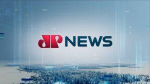 Logotipo oficial da Jovem Pan News
