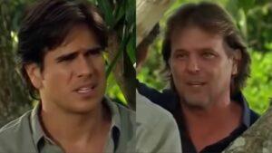 Otávio e Miguel são personagens de Coração Indomável