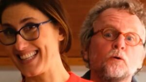 Paola Carosella e seu ex-marido