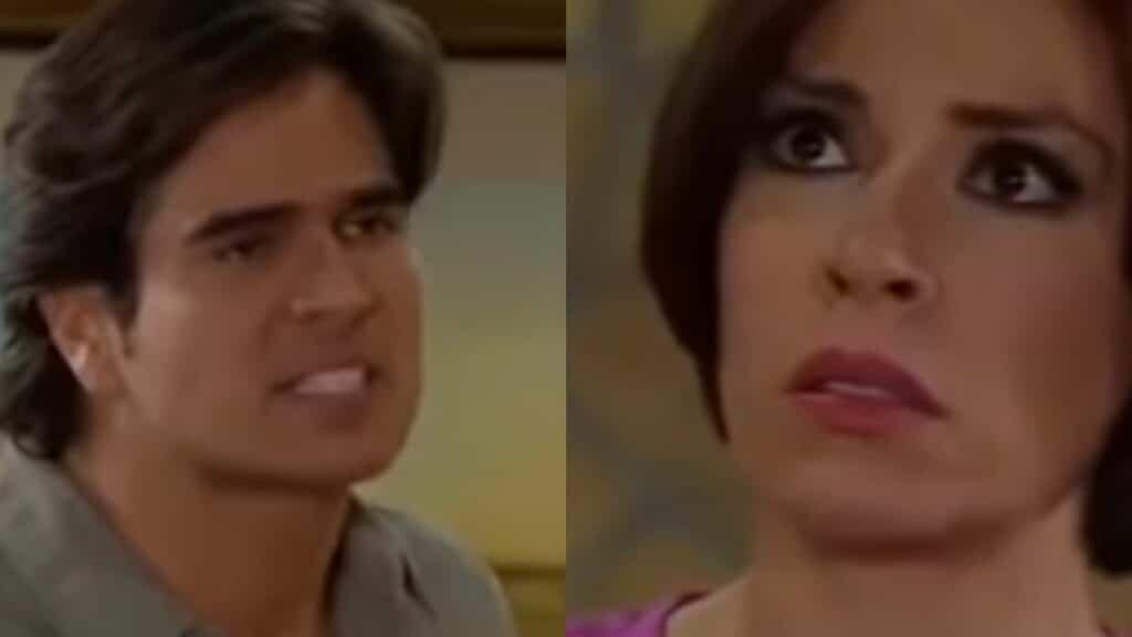 Simone e Otávio são personagens de Coração Indomável