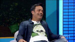 O apresentador Tatola Godas, que ficou conhecido pelo Encrenca