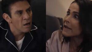 Ernesto e Helena em Te Dou a Vida