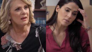 Andrea e Helena são personagens de Te Dou a Vida